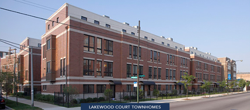 Lakewood Court Townhomes
